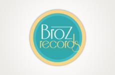 Logo Broz Records