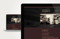 Site Cyril Barbessol Trio