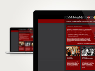 Site Manamana Productions